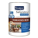 STARWAX 5492 Saturateur Application Facile, Phase acqueuse, Incolore, 5L