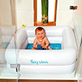 Happy People Baby Pataugeoire Wehncke Watch piscines, Blanc