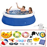Meilleure piscine gonflable YALIXI