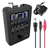 """ETEPON Digital Oscilloscope Kit DSO Shell 2.4"""" TFT with BNC-Clip Cable Probe (Assembled Finished Machine) (EM001-1)"""