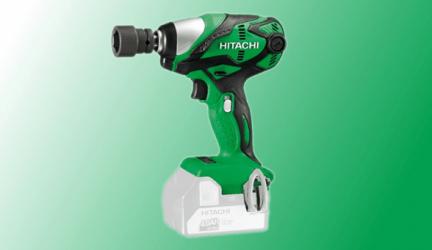 Avis sur la clé à choc sans fil Hitachi WR18DSDLL4