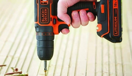 Perceuse Black et Decker BDCDC18-QW