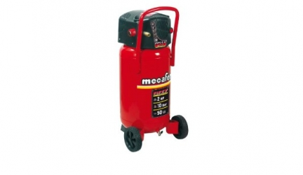 Avis sur le Mecafer 425090 Compresseur 50 L 2 hp fifty