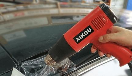 Avis sur le décapeur thermique AIKOU 1800W
