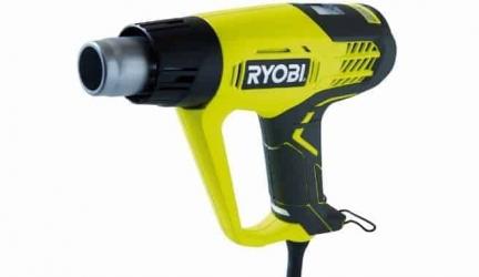 Avis sur le décapeur thermique Ryobi EHG2020LCD