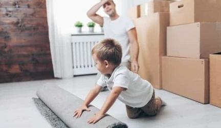 Les petits bricolages à faire après et avant un déménagement