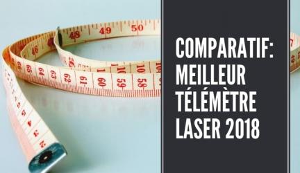 Meilleur télémètre laser 2019 [Comparatif]